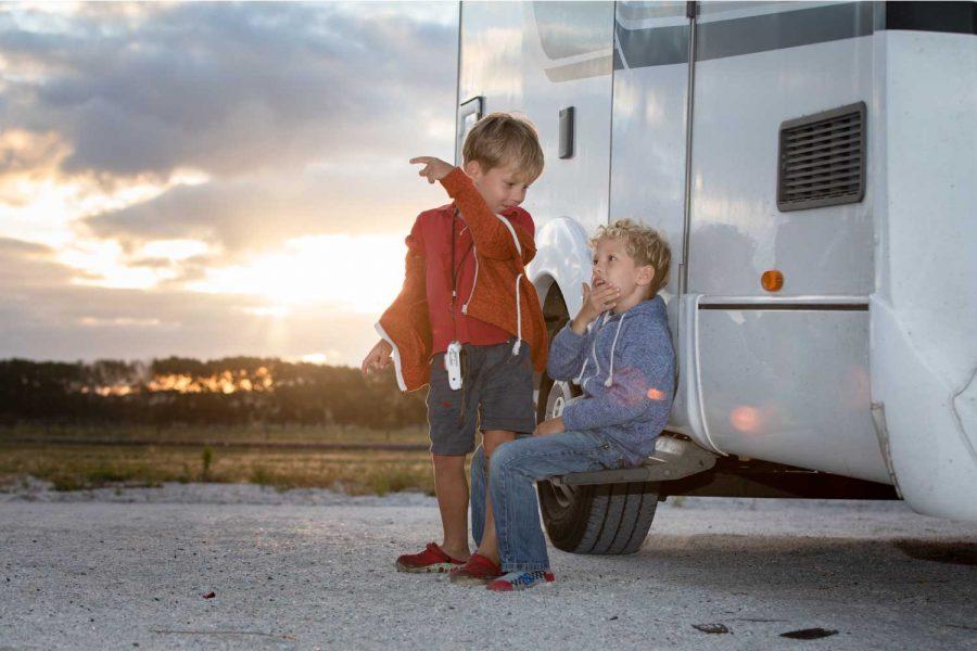 inkoop en verkoop campers