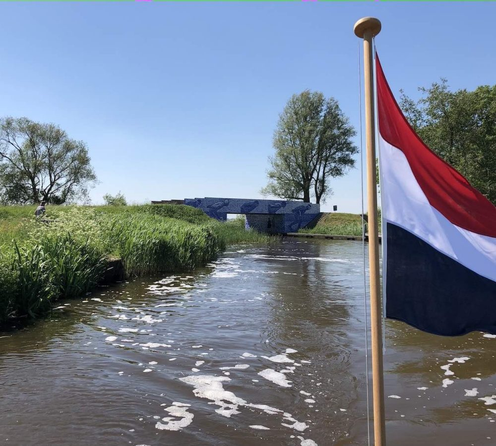 Vaarroutes Friesland