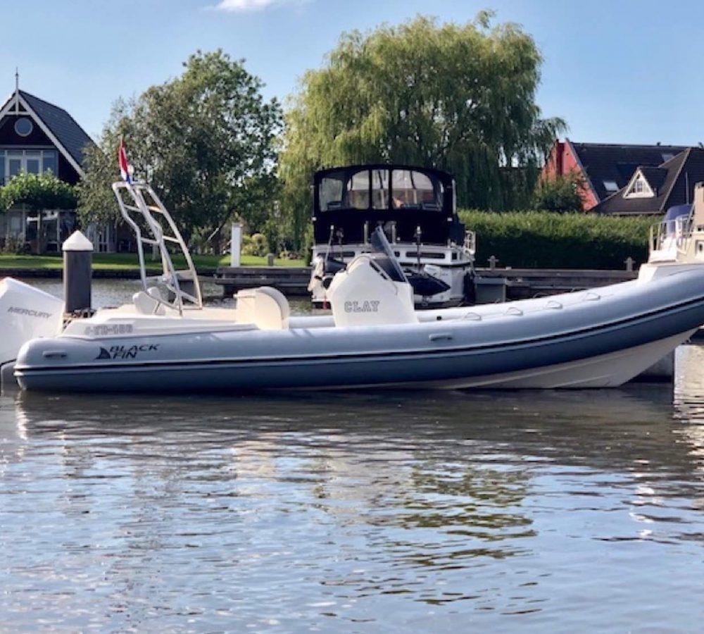 speedboot te koop